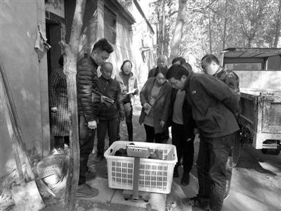 柳园街道确保居民在采暖期间清洁供暖